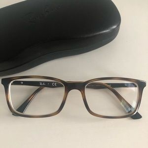 ⭐️RayBan Tortoise Prescription Glasses
